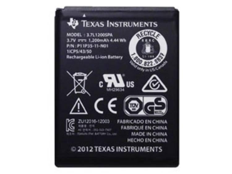 Texas Instruments batteripaket för TI-Nspire CX/ CX CAS modeller