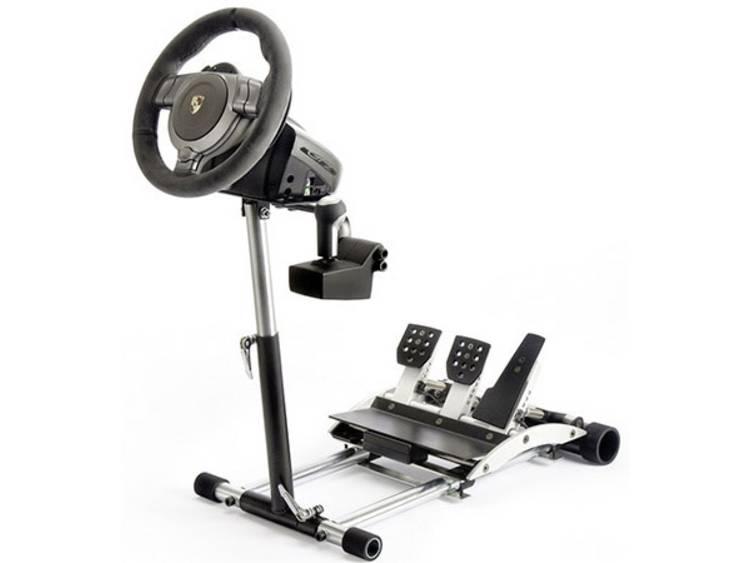 Wheel Stand Pro Porsche GT2/CSR/CSP - Deluxe V2 Fäste för ratt Svart