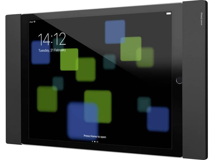 Smart Things s13 b iPad väggfäste Passar till Apple: iPad Pro 12.9 (1.Generation) , iPad Pro 12.9 (2.Generation) Svart