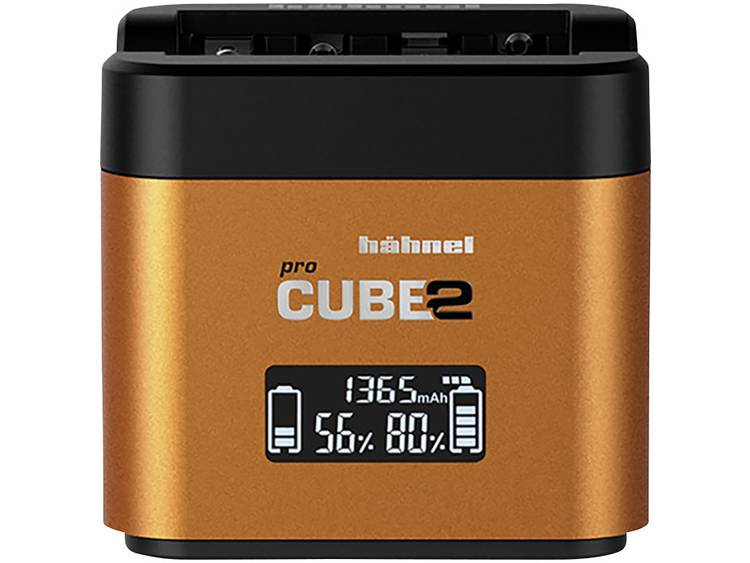 Hähnel Pro Cube 2, Sony 10005720 Kamera-laddare Passande batterityp LiIon, NiMH