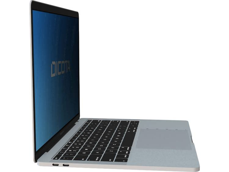 Dicota Dicota Secret 2-Way - Notebook-Privacy-F Skärmskyddsfilm 33,8 cm (13,3) Bild - Format: 16:9 D31273 Passar till: Apple MacBook Pro 13