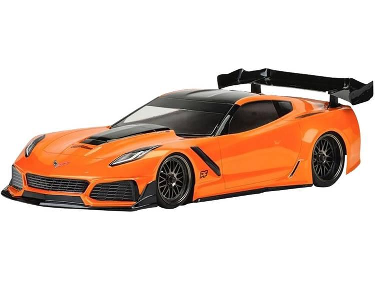 Pro-Line PRO-1563-25 1:10 Kaross Chevrolet Corvette ZR1 194 mm Olackerad, ej utskuren