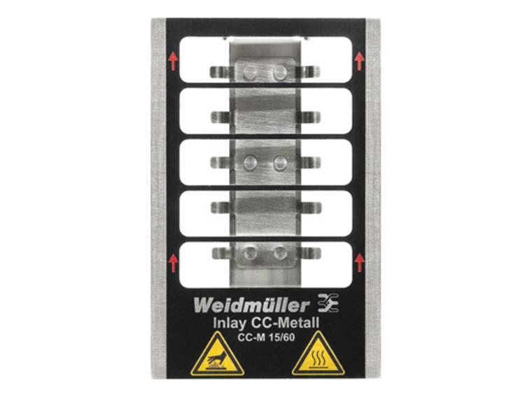Inlägg för PrintJet Pro INLAY CC-M 15/60 Weidmüller 1 st