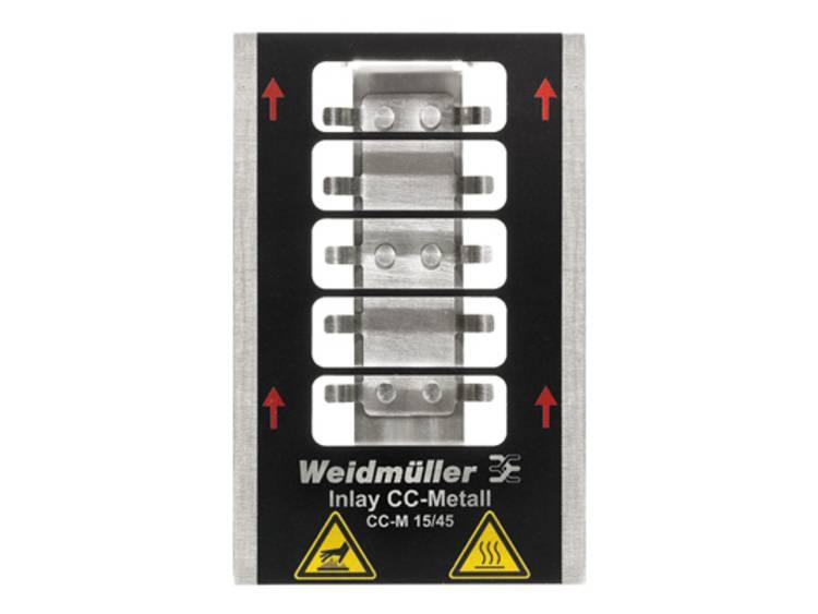 Inlägg för PrintJet Pro INLAY CC-M 15/45 Weidmüller 1 st