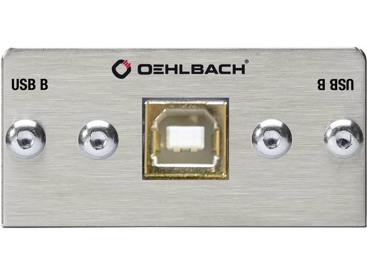 Oehlbach PRO IN MMT-C USB.2 B/B USB 2.0 Multimedia-insats med Breakout-kabel