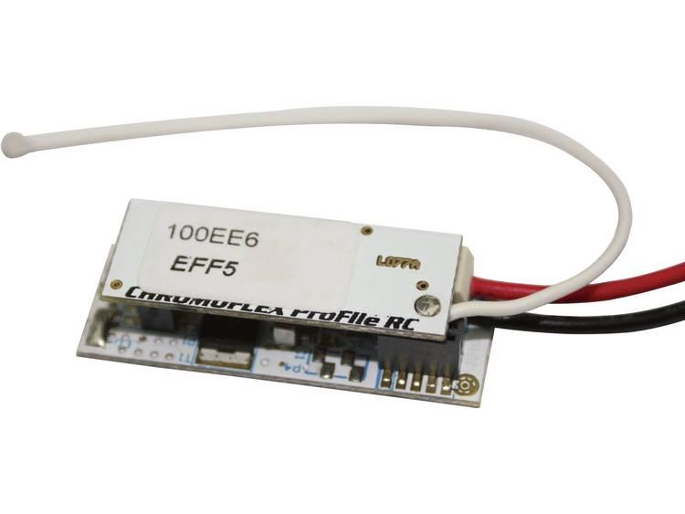 Barthelme CHROMOFLEX® Pro File 3-channel LED-dimmer 78 W 868.3 MHz 50 m 37 mm 12 mm 8 mm