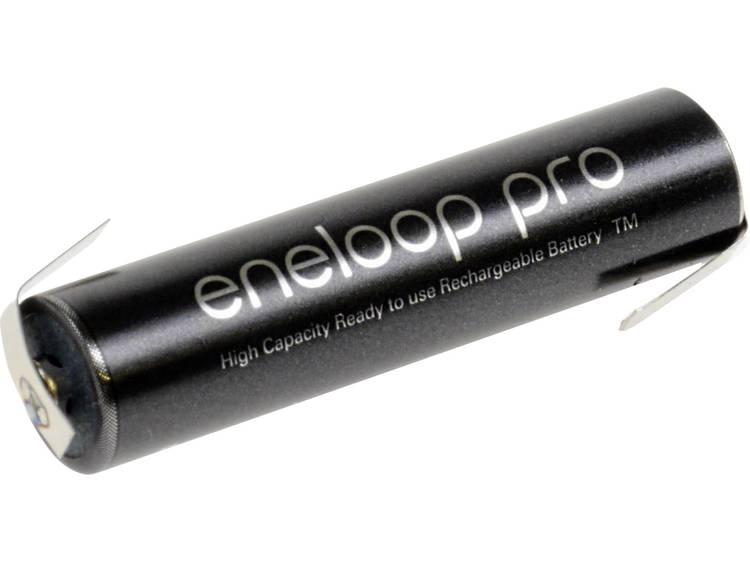 Panasonic eneloop Pro ZLF Specialbatteri laddbart R03 (AAA) Z-lödfana NiMH 1.2 V 900 mAh