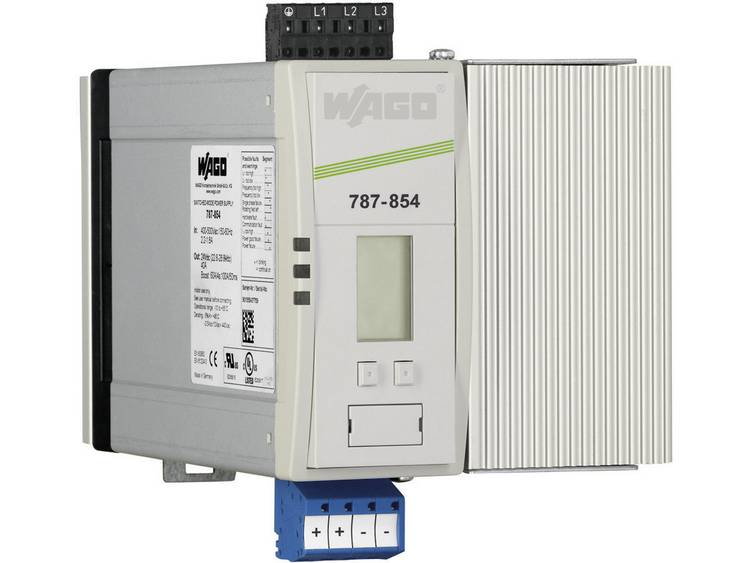 WAGO EPSITRON® PRO POWER 787-854 DIN-skena nätaggregat 24 V/DC 40 A 960 W 1 x