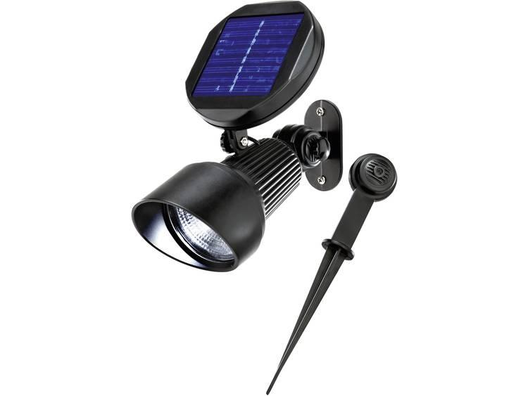Esotec Solcells-trädgårdsspotlight Spotlight 102138 LED Svart
