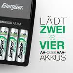 Nabíjačka Energizer Compact