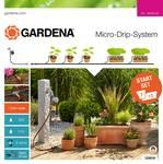 Micro-Drip-System Start Set Kvetináče M automatické
