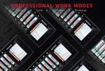 Multifunkčná nabíjačka Voltcraft IPC-8 vrátane 8 batérií Mignon