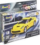 Modelová sada 2014 Corvette Stingray