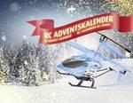 Adventný kalendár RC Heli 2019