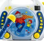 X4 Tech Bobby Joey Benjamin Blümchen detský CD prehrávač
