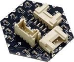 Šesťhranná neopixelová LED doska M5Stack