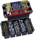 Tanos MINI-systainer® T-Loc III pre malé diely s: Vložka pre krabičku pre MINI-systainer® T-Loc III / 5-dutinová skrinka na náradie