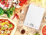 Soehnle Page Compact 200 kuchynské váhy biele
