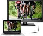 SPEAKA Profesionálny flexibilný kábel HDMI 1,5 m čierny
