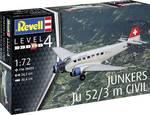 Junkers Ju52 / 3m civil