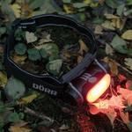 LED čelová lampa Sensor KL-16 BiColor