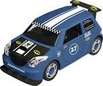 Pull Back Rallye Car, blau