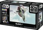 40. výročie Star Wars Slave I