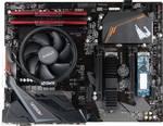 Tuningová sada, AMD 3600x, 16GB, 500GB M2-SSD