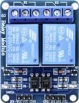 2-kanálový reléový modul pre Arduino