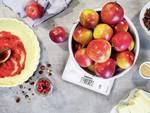 Strana Kompaktná digitálna kuchynská váha 300 Marble