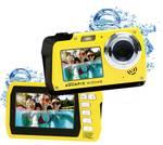 """Aquapix W3048-Y """"Edge"""" Žltá podvodná kamera"""