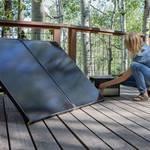 Cieľ Nulový solárny panelBoulder 200 Briefcase