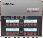 Multifunkčná nabíjačka V-Charge 240 Quadro