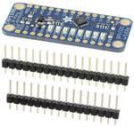 Kapacitné 8-tlačidlové dotykové senzory - CAP1188 pre I²C alebo SPI