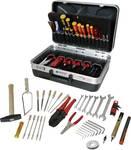 Vybavený kufrík na náradie Performance Complete 68 kusov.