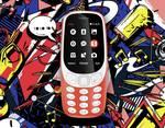 Mobilný telefón Nokia 3310 s duálnou SIM kartou