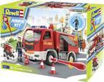 Juniorská súprava hasičov s figúrkovou súpravou