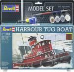 Model Kit Harbor Tug Boat