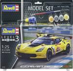 Stavebnica Corvette C7.R