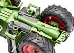 Modelová súprava traktora a prívesu s obrázkom