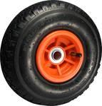 Vzduchové koleso 260x85x20 mm s červeným plastovým okrajom