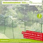 Green Yard plot rybníka Oberbogen 11-dielny.