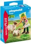 Farmár Playmobil s ovcami