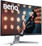 Zakrivený herný monitor BenQ EX3203R