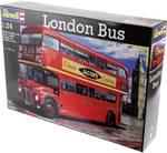 Súprava autobusov v Londýne