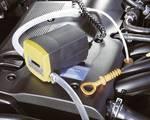 Odsávacia pumpa na olej, 12 V