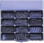 400 kusov Sortiment tlačných pružín podľa DIN 1700