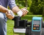 Domači razpršilnik vode 6000 / 6E LCD Inox