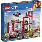 60215 LEGO® CITY Gasilska postaja