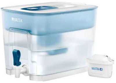 Brita Flow 1027666 filter za vodo 8.2 l bela (jasna), svetlo modra (barva LEDu)